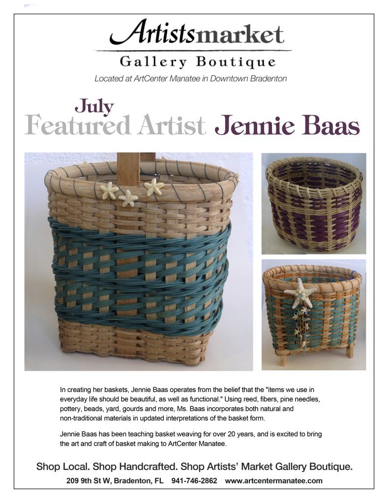 Jennie baas flyer