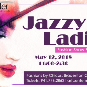 Jazzy Ladies 2018 Ticket