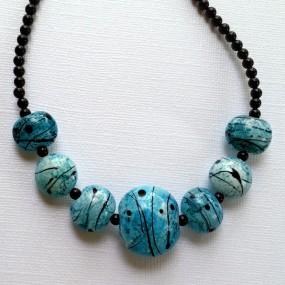 Intermediate Glass Bead Making