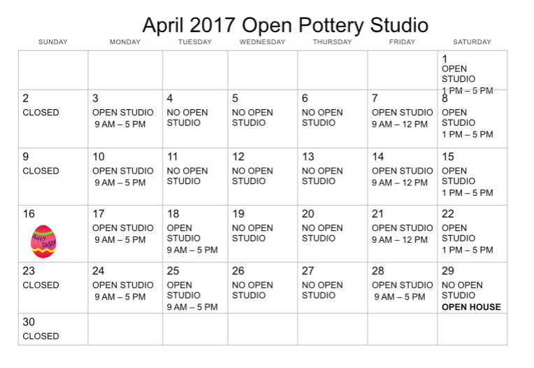 April ops