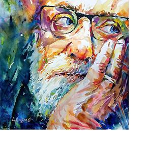 California Vibe Watercolor Portraiture with David Lobenberg