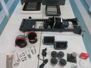 Beseler  23CIII-XL Condenser Enlarger, Kodak GBx-2 & Misc Photography Equipment $75.00 for all.