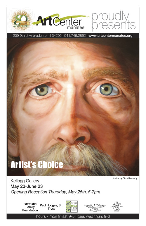 Artist's Choice poster