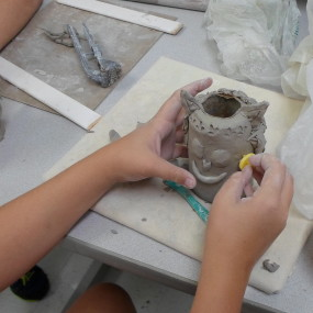 Creating With Clay