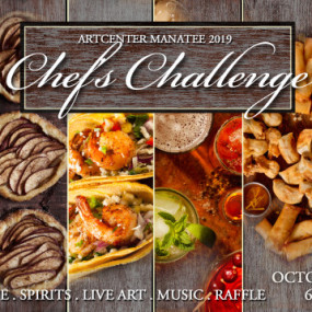 Chef's Challenge Tickets