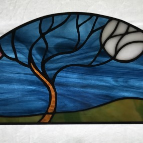 Stained Glass, Pamela Kramer