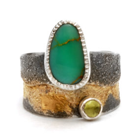 Rings & Stones ll, Wendy Thurlow