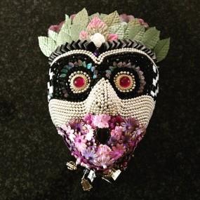Mini Mosaic Dress Or Mask