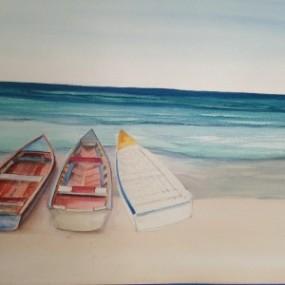 Learning to Master Watercolor, Helen Solomon
