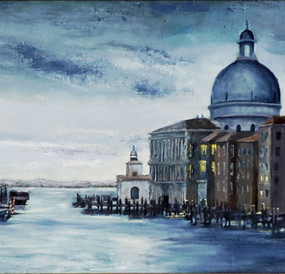 Intermediate Oil Painting