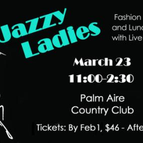 Jazzy Ladies 2019 Ticket