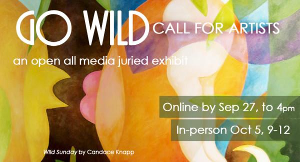 go wild banner