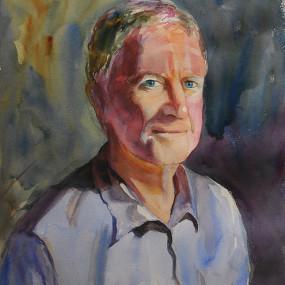 Watercolor Portraits-The Basics Workshop with Joanna Coke
