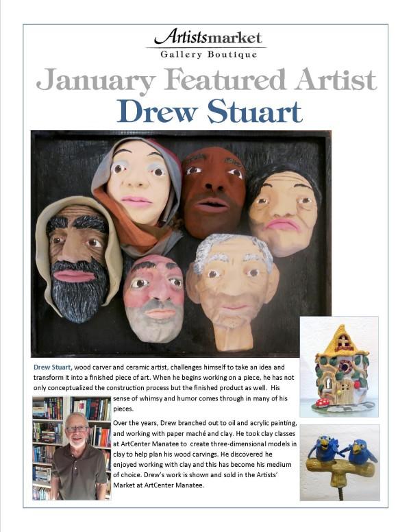 Drew Stuart Flyer