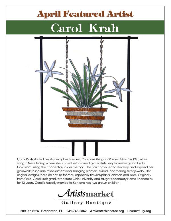 Featured Artist April Carol Krah