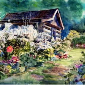 Beauty Of Watercolor, Graciela Giles