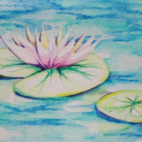 Colored Pencil, Alexandra Lillis