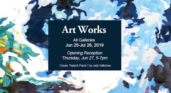 Art Works Web banner