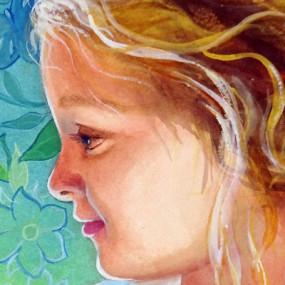 Watercolor Design, Joanna Coke