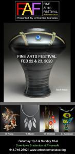 FAF 2020 catalog