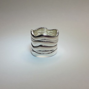 Interlocking Rings, Donna Carrion