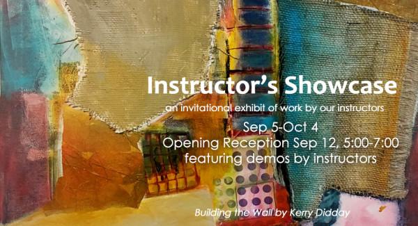 Instructor showcase