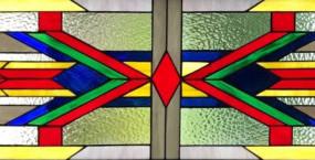 Stained Glass, Pamela Kramer