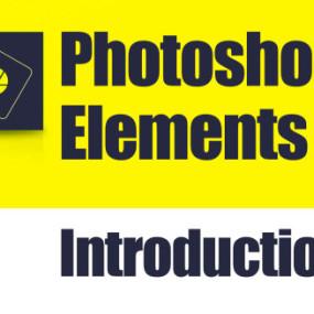 Introduction to Adobe Photoshop Elements, Angel Navarro