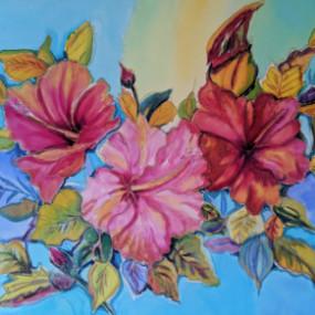 The Art Of Silk Painting, Linda Tilson