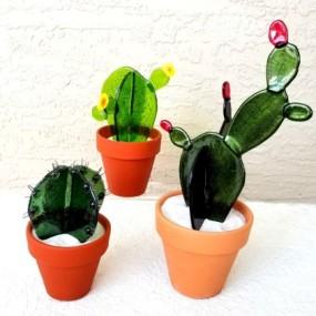 Glass Cacti, Liana Martin