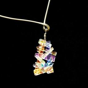 Dichroic Glass Jewelry Basics, Liana Martin