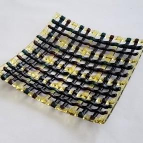 Basket Weave Bowl, Liana Martin