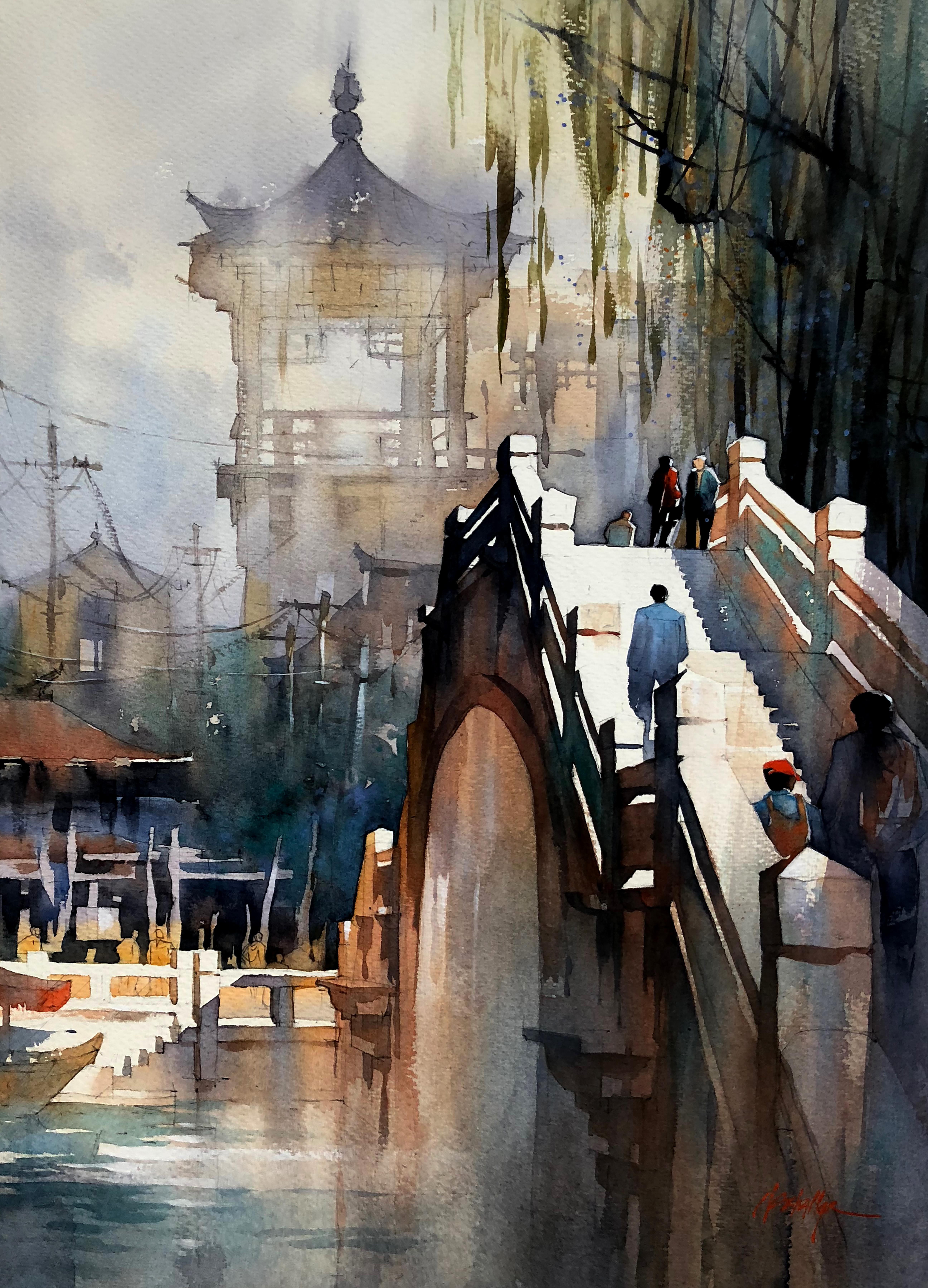 Bridge - China Schaller
