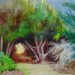 Watercolor Design – Monday Morn, Joanna Coke