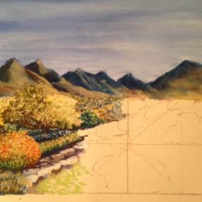 Create Pastels Like A Master, Helen Solomon