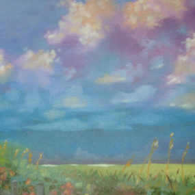 Oil Painting, Alexandra Lillis
