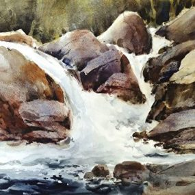 Watercolors from A to Z: Workshop with Sterling Edwards