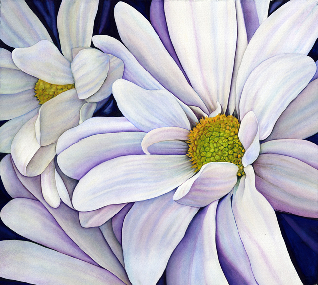Daises by Kathy Simon-McDonald $900