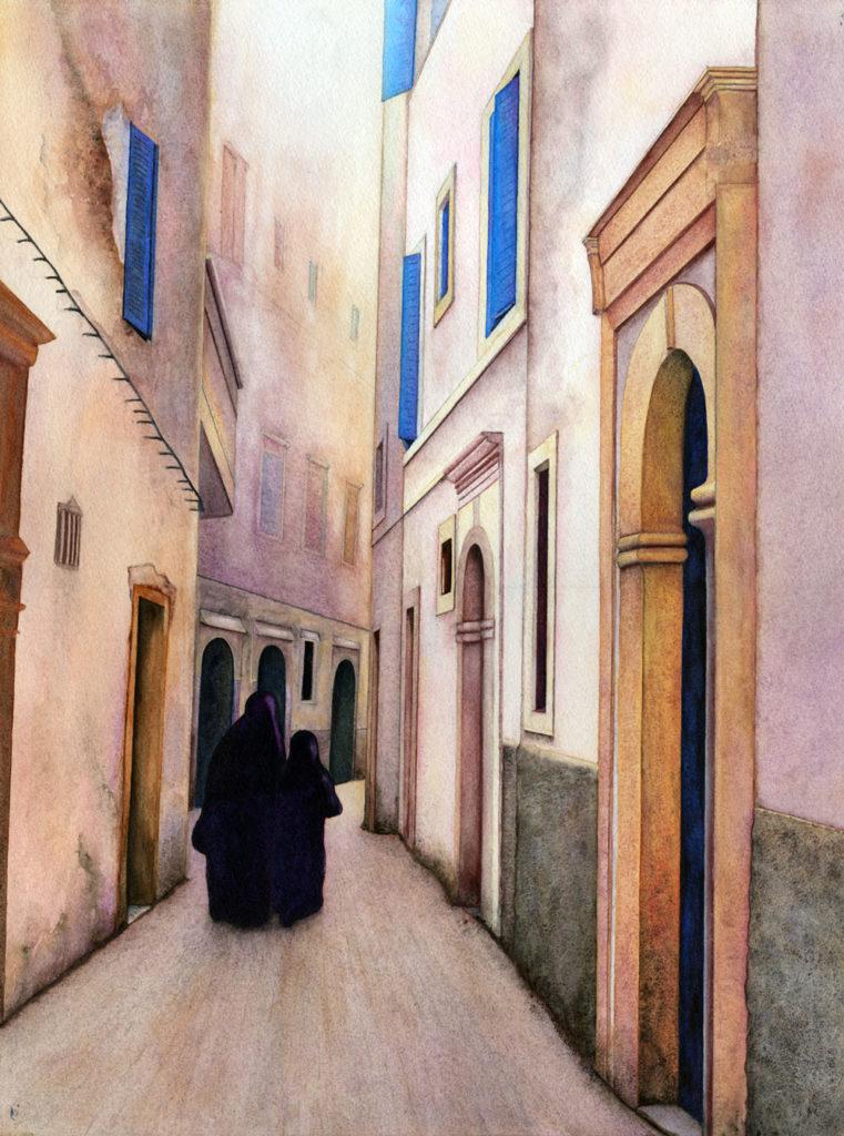 Going To Market by Kathy Simon-McDonald $600