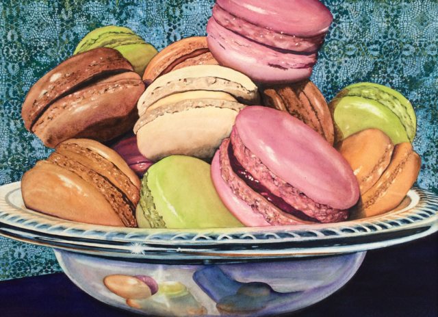 Magnificent Macaroons by Kathy Simon-McDonald $900