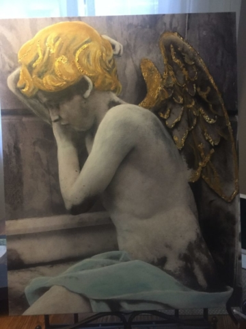 Angelino by Goldie Tremblay