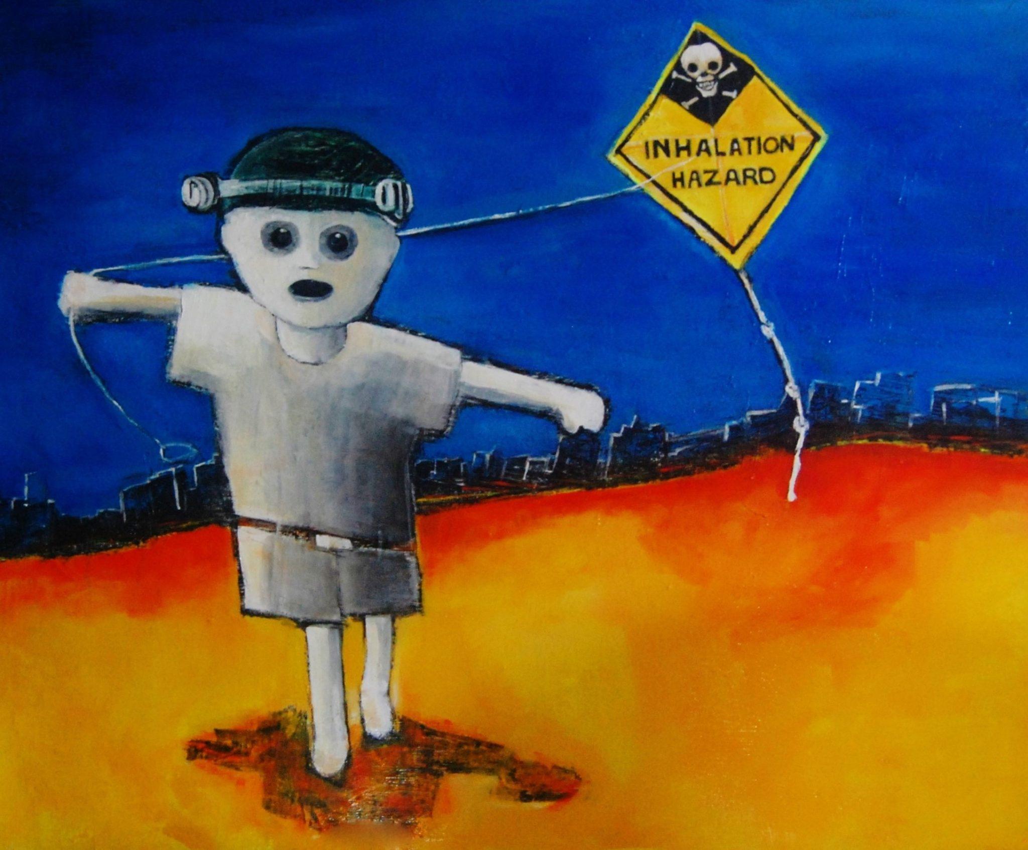 Inhalation Hazard by Jean Cormier
