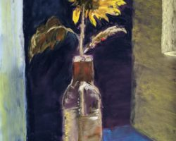Eat Here-Alone by Barbara Truemper-Green