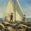 Fishing On the Jetty by LuAnn Widergren