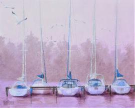 Early Morning Dew by Alfred Cianfarani