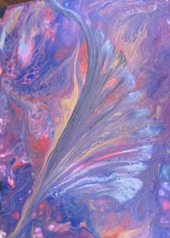 Flow 2 by Cheryl Miller