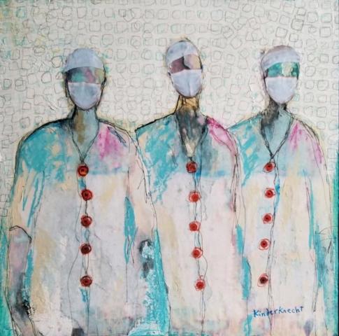 Mortal Angels by Cheryl Kindernecht