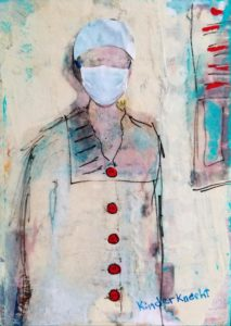 Nightingale by Cheryl Kindernecht