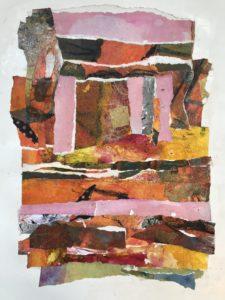 Pink Canyon by Elise Manieri