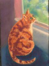 Raz in the Window by Ileen Root
